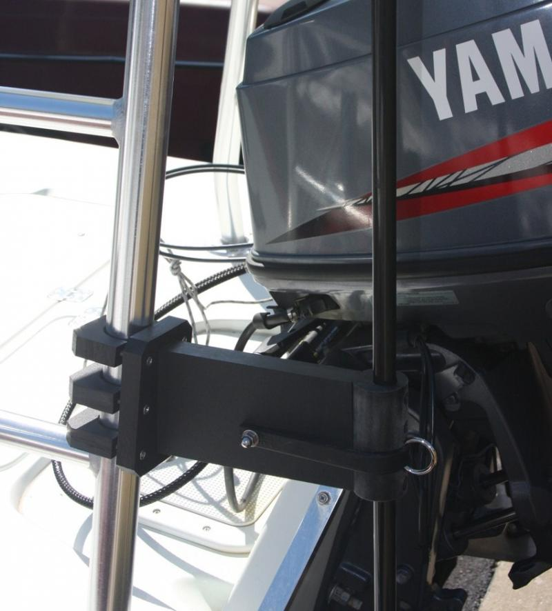 clamp-on anchor pin mount